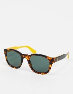 Квадратные солнцезащитные очки Polo Ralph Lauren 0PH4159-Коричневый