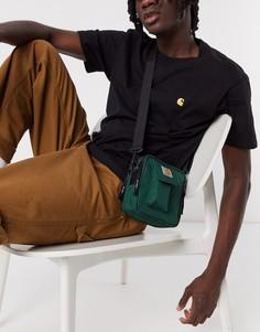 Зеленая сумка Carhartt WIP-Зеленый