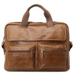 Портфель GERARD HENON RU11559 светло-коричневый