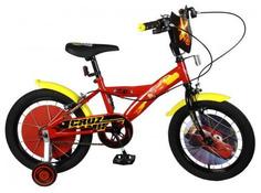 Велосипед двухколесный Navigator Disney Тачки 16  Красный ВН16123