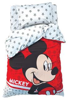 Комплект постельного белья Disney Микки Маус Красный
