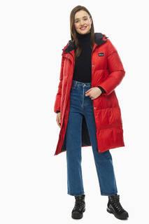 Куртка женская Penfield PFW112608219 красная L
