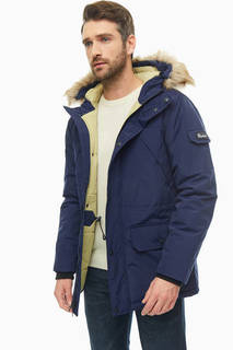 Куртка мужская Penfield PFM112580219 синяя S