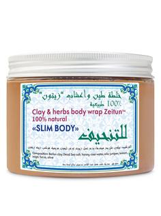 Антицеллюлитное средство Zeitun №1 Обертывание для похудения 500 мл Зейтун