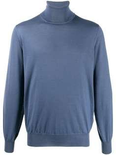 Brunello Cucinelli пуловер с высоким воротником