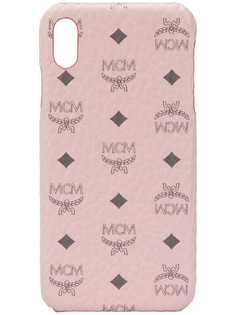 MCM Visetos IPhone XS/Max cover