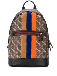 Coach рюкзак Barrow с бархатными полосками