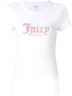 Juicy Couture футболка кроя слим