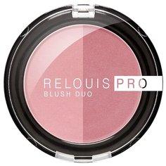 Relouis Румяна Pro Blush Duo