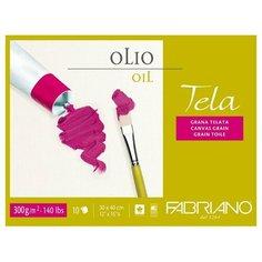 Альбом для масляных красок Fabriano