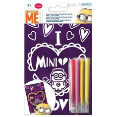 D&M Раскраска Minions. Я люблю