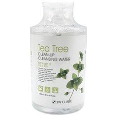 3W Clinic очищающая вода с