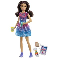 Кукла Barbie Няня Скиппер 28 см