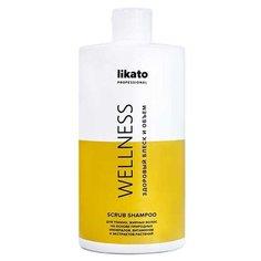 Likato шампунь-скраб Wellness