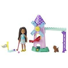 Кукла Barbie Челси и набор