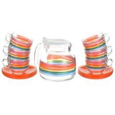 Чайный сервиз Luminarc Color