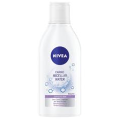 Nivea мицеллярная вода для