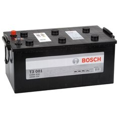 Аккумулятор для грузовиков Bosch