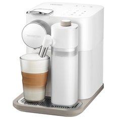 Кофемашина DeLonghi Nespresso Gran Lattissima EN 650 белый