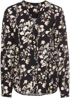 Блузка с принтом Bonprix