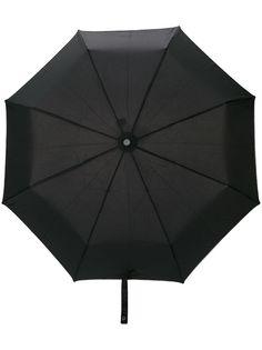 Paul Smith Black Label зонт с полосатой отделкой