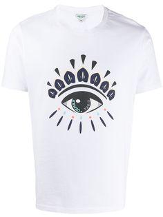 Kenzo футболка Eye