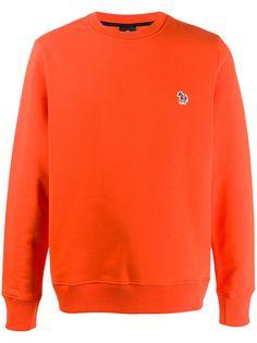 PS Paul Smith пуловер с круглым вырезом