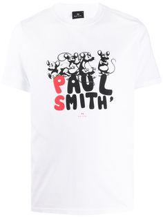 PS Paul Smith футболка с короткими рукавами и логотипом