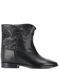Isabel Marant Crisi concealed-wedge ankle boots