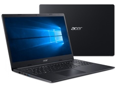 Ноутбук Acer Extensa EX215-31-P5UP Black NX.EFTER.008 (Intel Pentium N5000 1.1 GHz/4096Mb/256Gb SSD/Intel HD Graphics/Wi-Fi/Bluetooth/Cam/15.6/1920x1080/Windows 10 Home 64-bit)