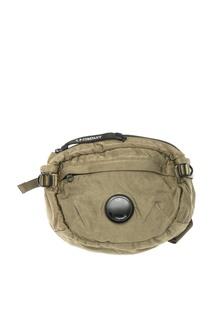 Поясная сумка цвета хаки C.P. Company
