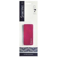 Studio Style 45723 Пилка полировочная темно-розовый