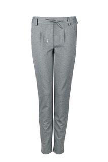 Серые зауженные брюки Tom Tailor Denim