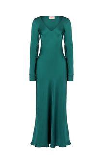 Вечернее платье с расклешенной юбкой Alisia HIT
