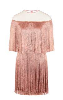 Короткое коктейльное платье-футляр Alisia HIT