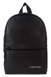Большой черный рюкзак Calvin Klein Jeans