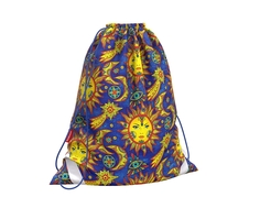 Мешок для обуви ErichKrause® 365x440мм Art Sun