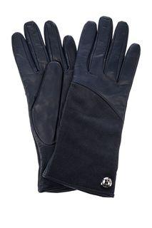 Перчатки женские Eleganzza IS01333 синие