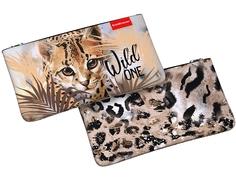 Пенал конверт ErichKrause® 207x114мм Wild Cat