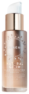Тональный крем Lumene Natural Glow Fluid Foundation SPF 20 Medium 30 мл