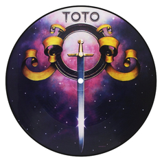 "Виниловая пластинка Toto Hold The Line, Alone (Picture Disc)(10"" Vinyl Single) Columbia"