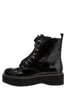 Ботинки женские DKNY K3985421 черные 6 US
