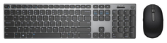 Комплект клавиатура и мышь Dell KM717 580-AFQF
