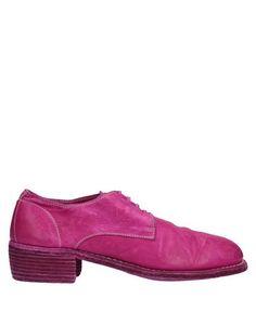 Обувь на шнурках Guidi