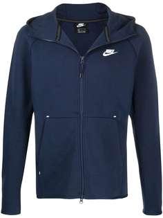 Nike спортивная куртка Tech на молнии