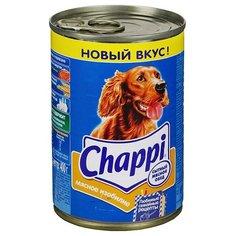 Корм для собак Chappi Мясное
