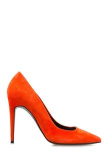 Замшевые туфли Pierre Hardy