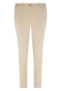 Однотонные брюки Michael Kors Collection