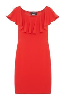 Однотонное платье Boutique Moschino