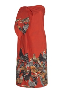 Хлопковое платье Limpida Stella Jean